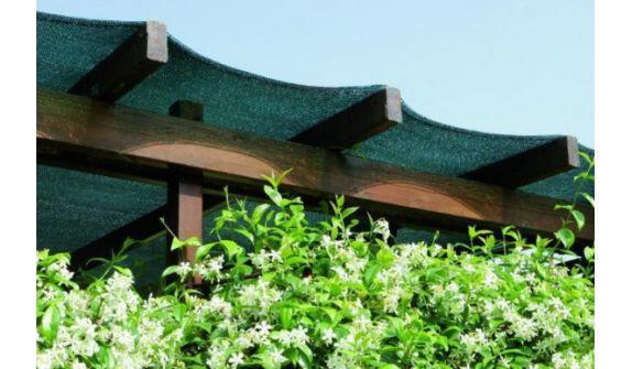 Защита двора / террасы от солнца