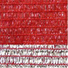 Сеть затеняющая Aluminet DB red